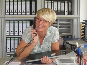 Frau Brodersen